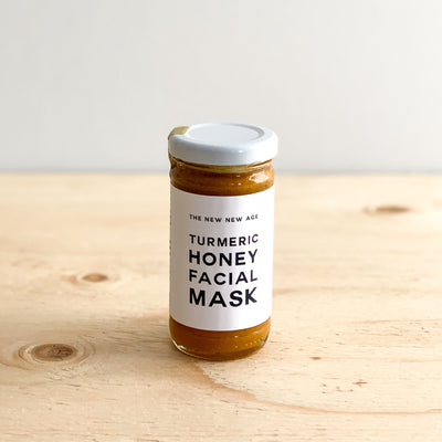 Turmeric & Honey Facial Mask - Rug & Weave