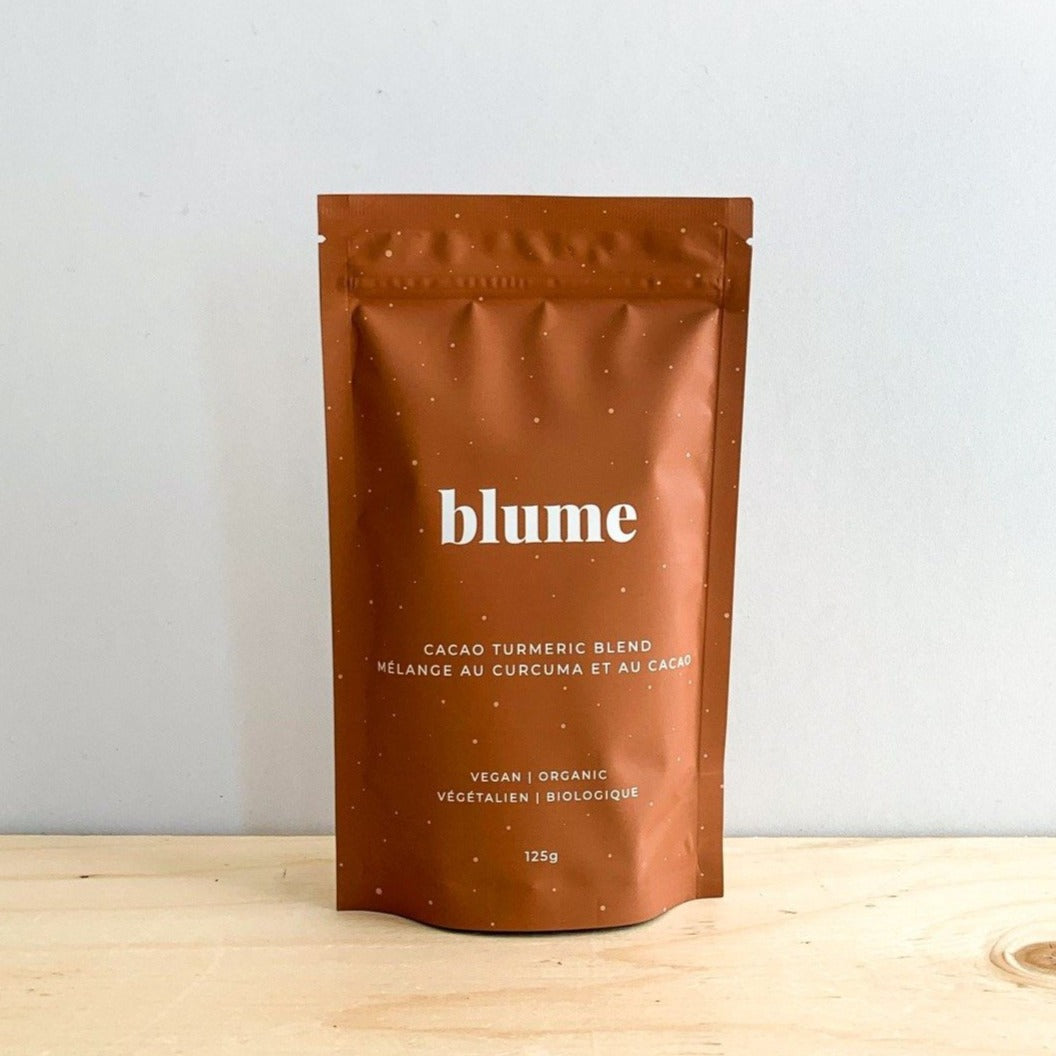 Cacao Turmeric Blend Drink Mix
