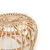 Lacie Rattan Accent Table - Rug & Weave