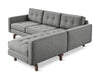 Jane 2 LOFT Bi-Sectional - Rug & Weave