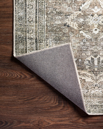 Loloi Layla Antique / Moss Rug - Rug & Weave