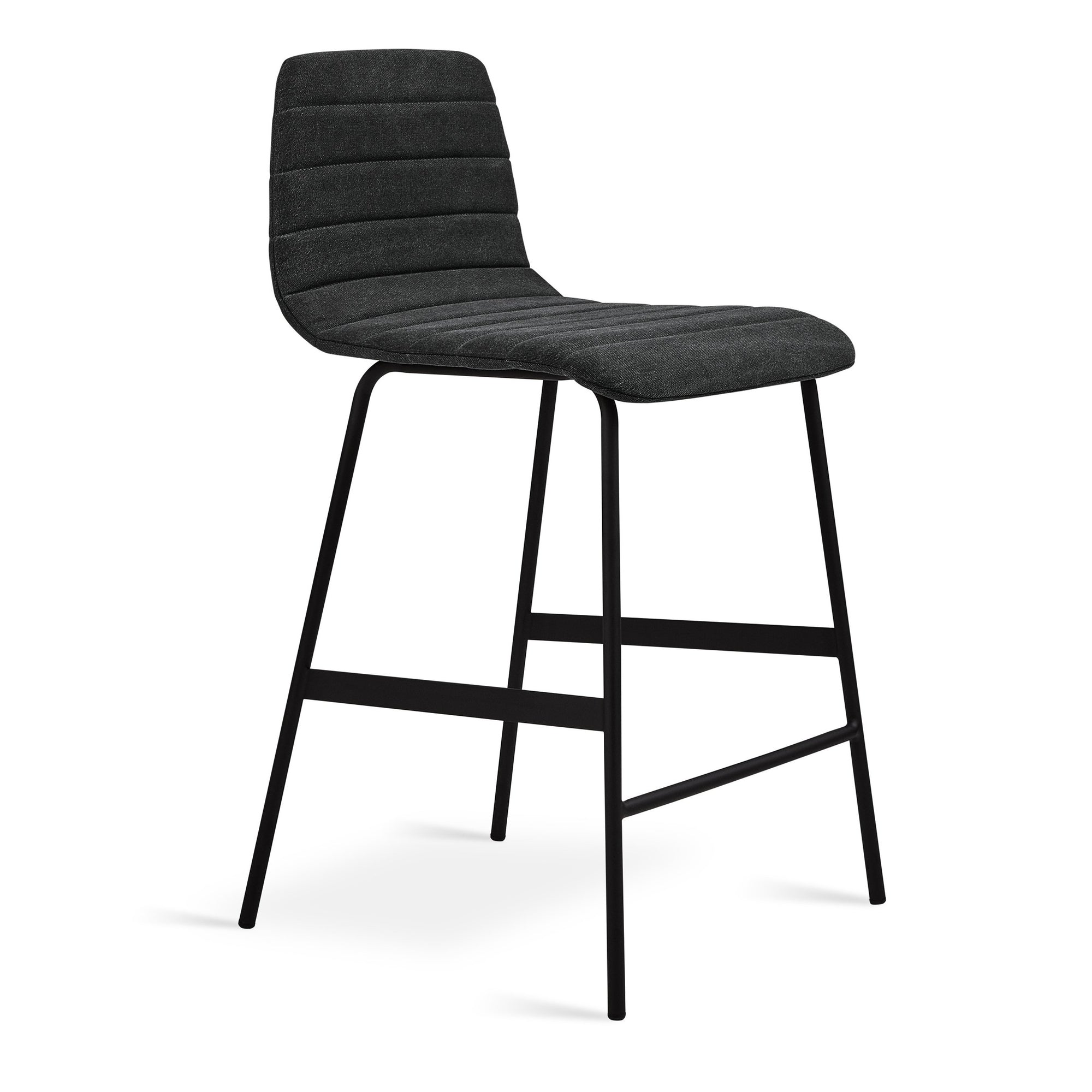 Gus* Modern Lecture Upholstered Bar Stool