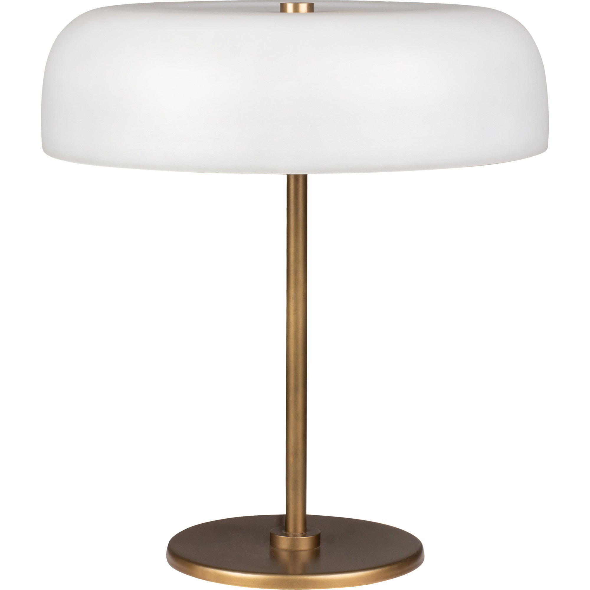 Marvin Brass Table Lamp - Rug & Weave