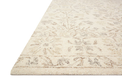 Loloi Norabel Ivory / Neutral - Rug & Weave