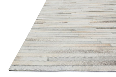 Portia Leather Rug - Rug & Weave