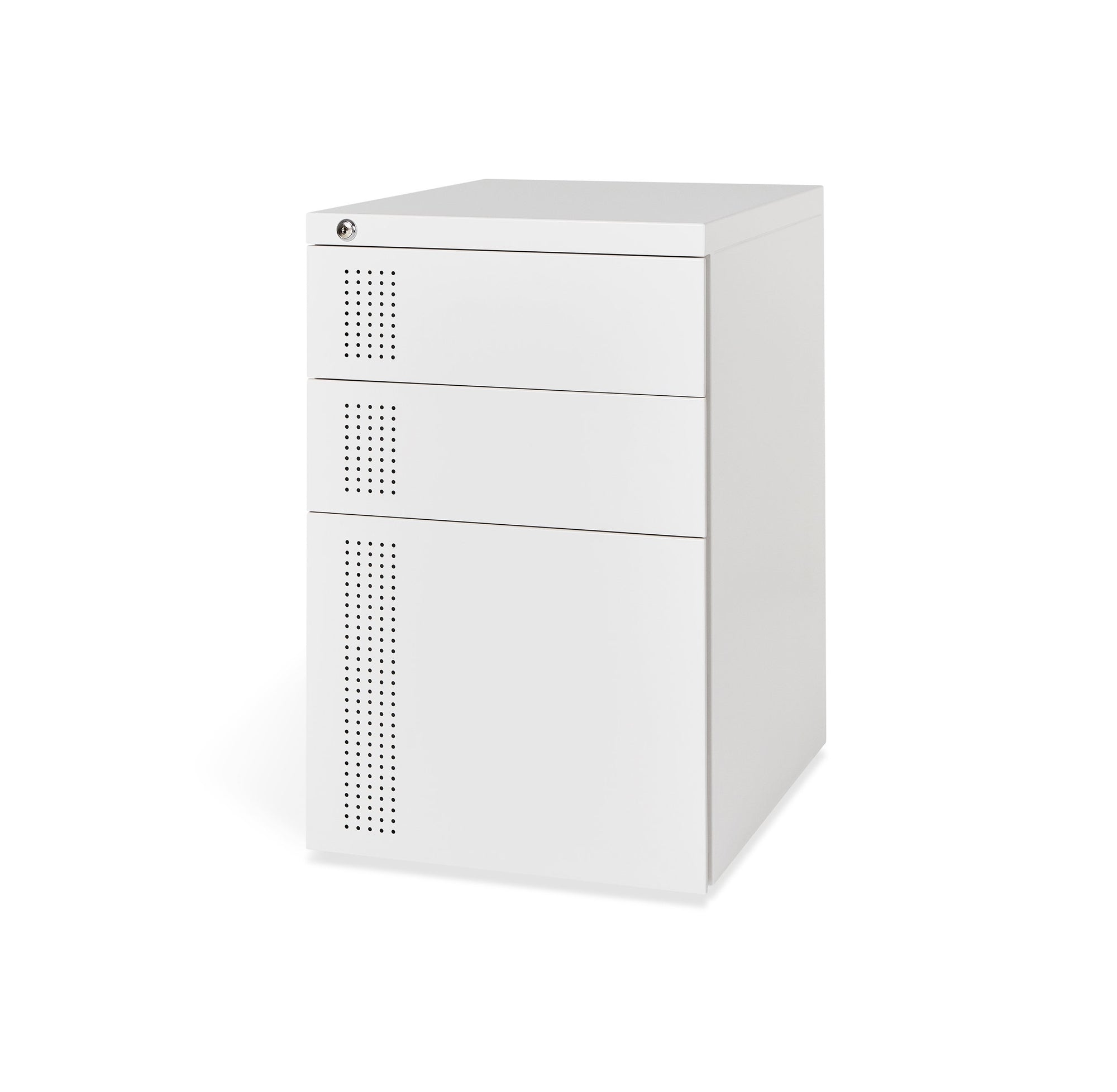 Perf File Cabinet - Rug & Weave