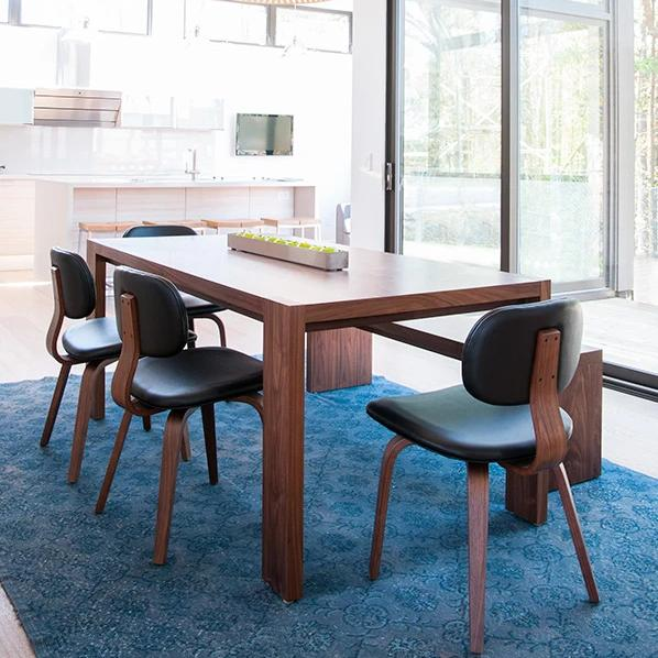 Plank Dining Table - Rug & Weave