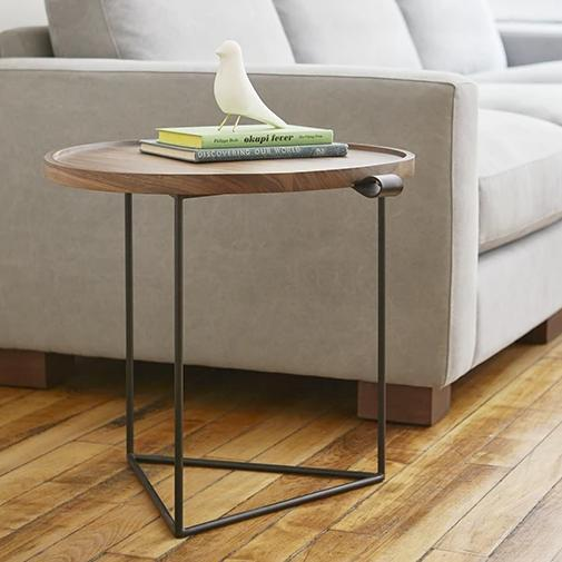 Porter End Table - Rug & Weave