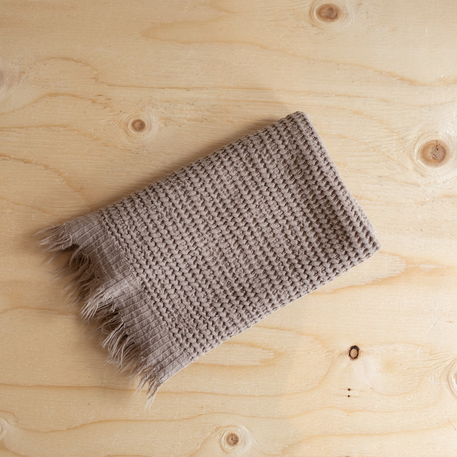 Sand Cotton & Bamboo Towels