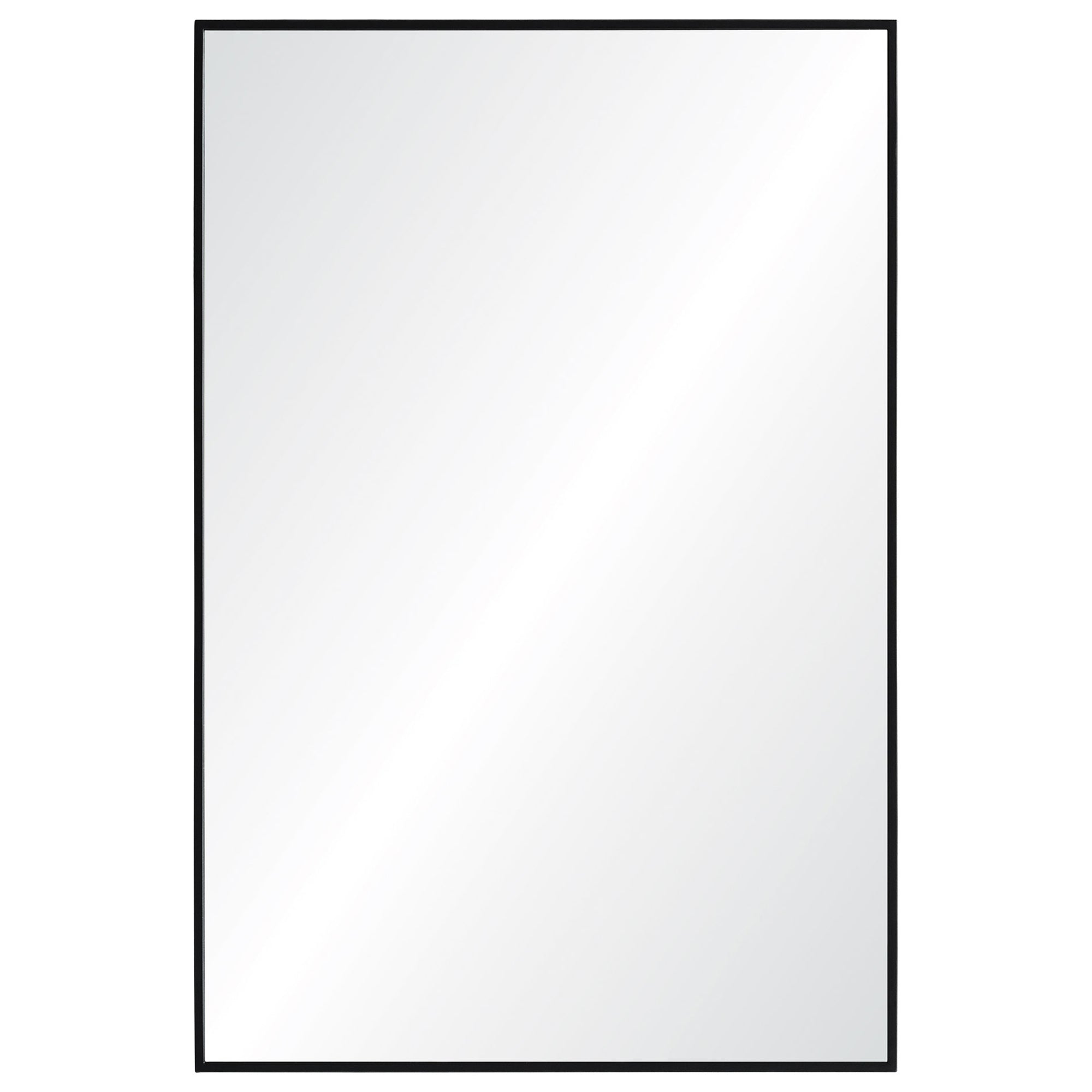 Remi Wall Mirror / Black