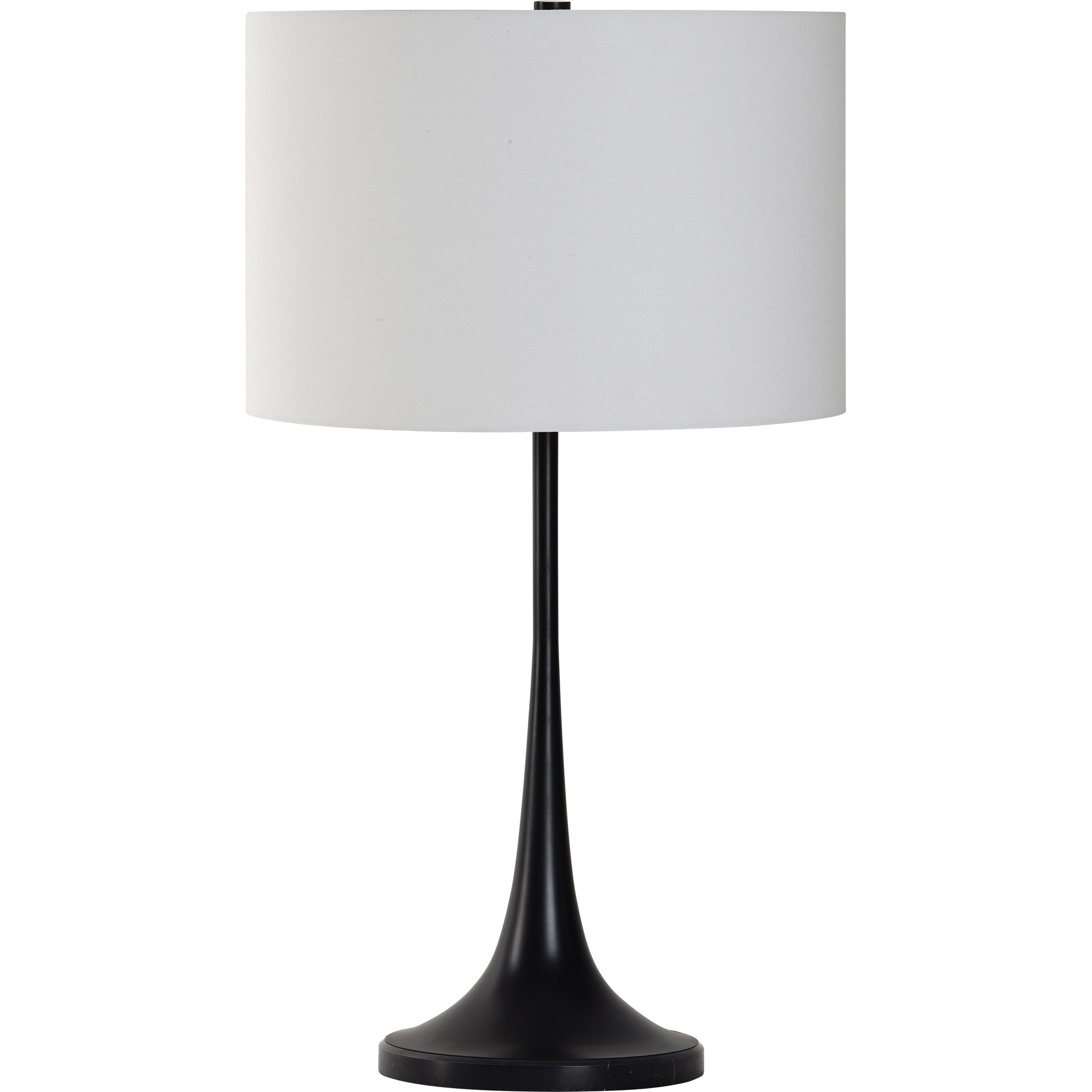 Salvatore Iron & Marble Table Lamp