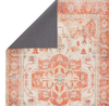 Boheme Burnt Orange Rug - Rug & Weave