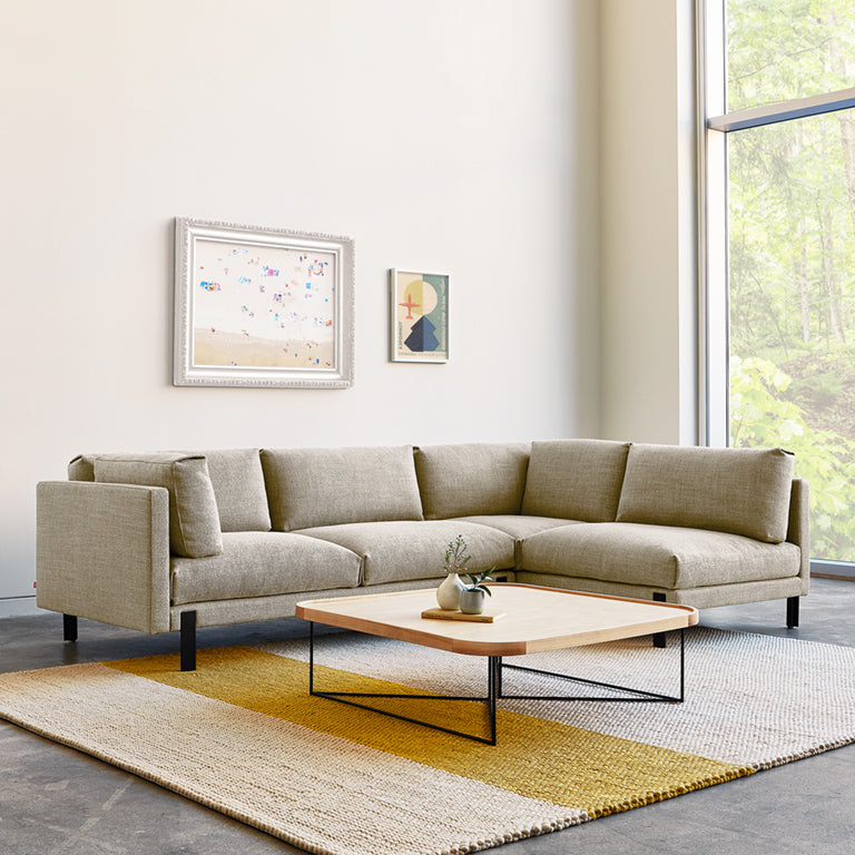 Silverlake Sectional - Rug & Weave