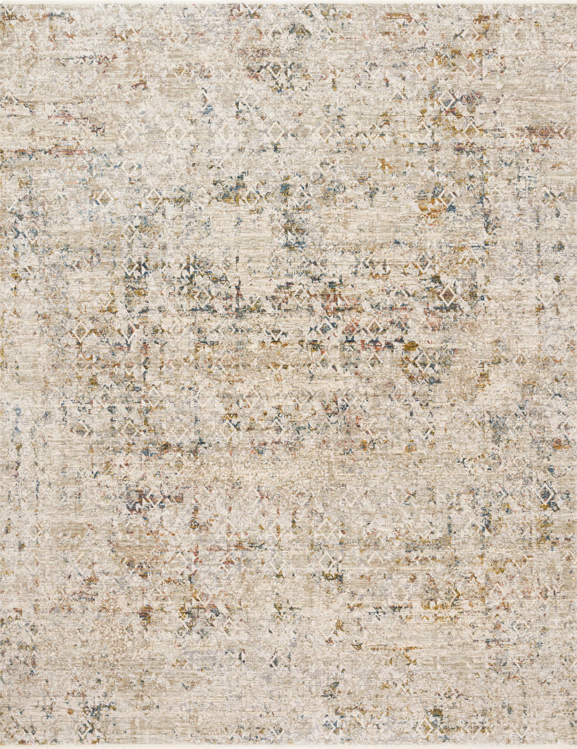 Loloi Theia Multi / Natural Rug - Rug & Weave