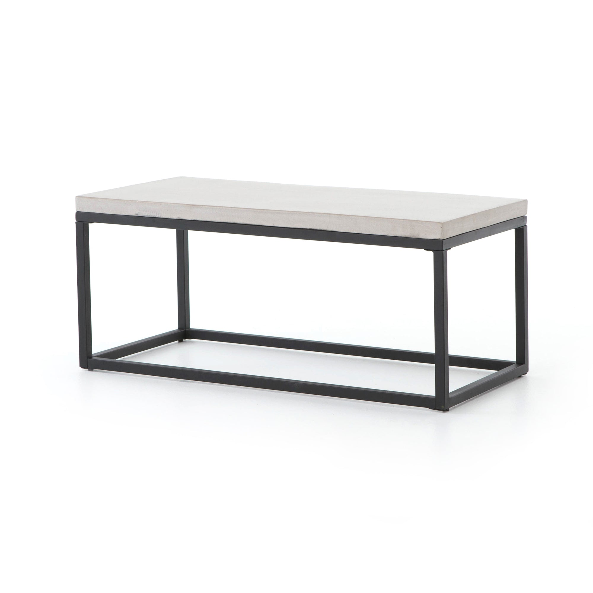 "Maximus 40""Coffee Table - Rug & Weave"