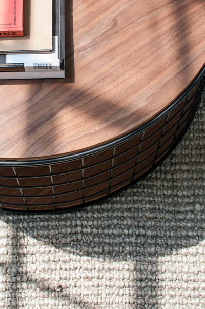 Wireframe Coffee Table - Rug & Weave