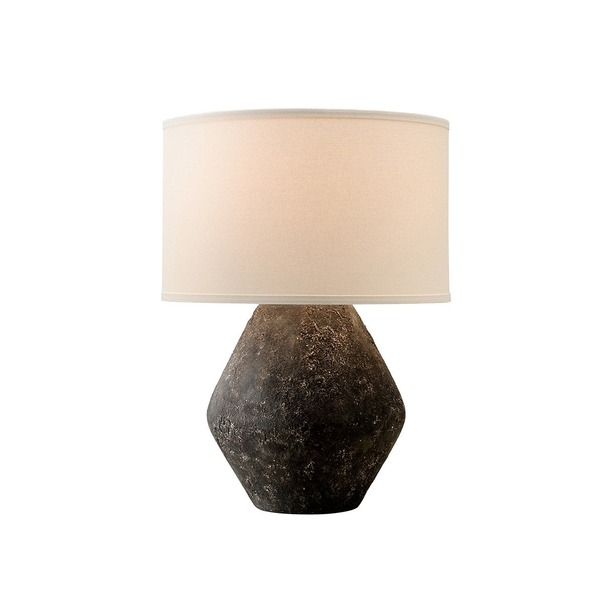Artifact Black Table Lamp