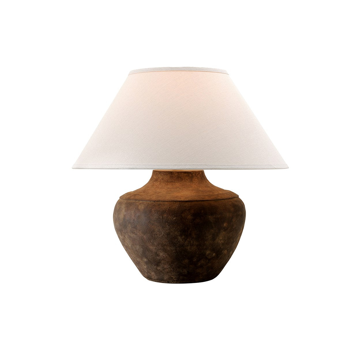 Calabria Rust Table Lamp - Rug & Weave