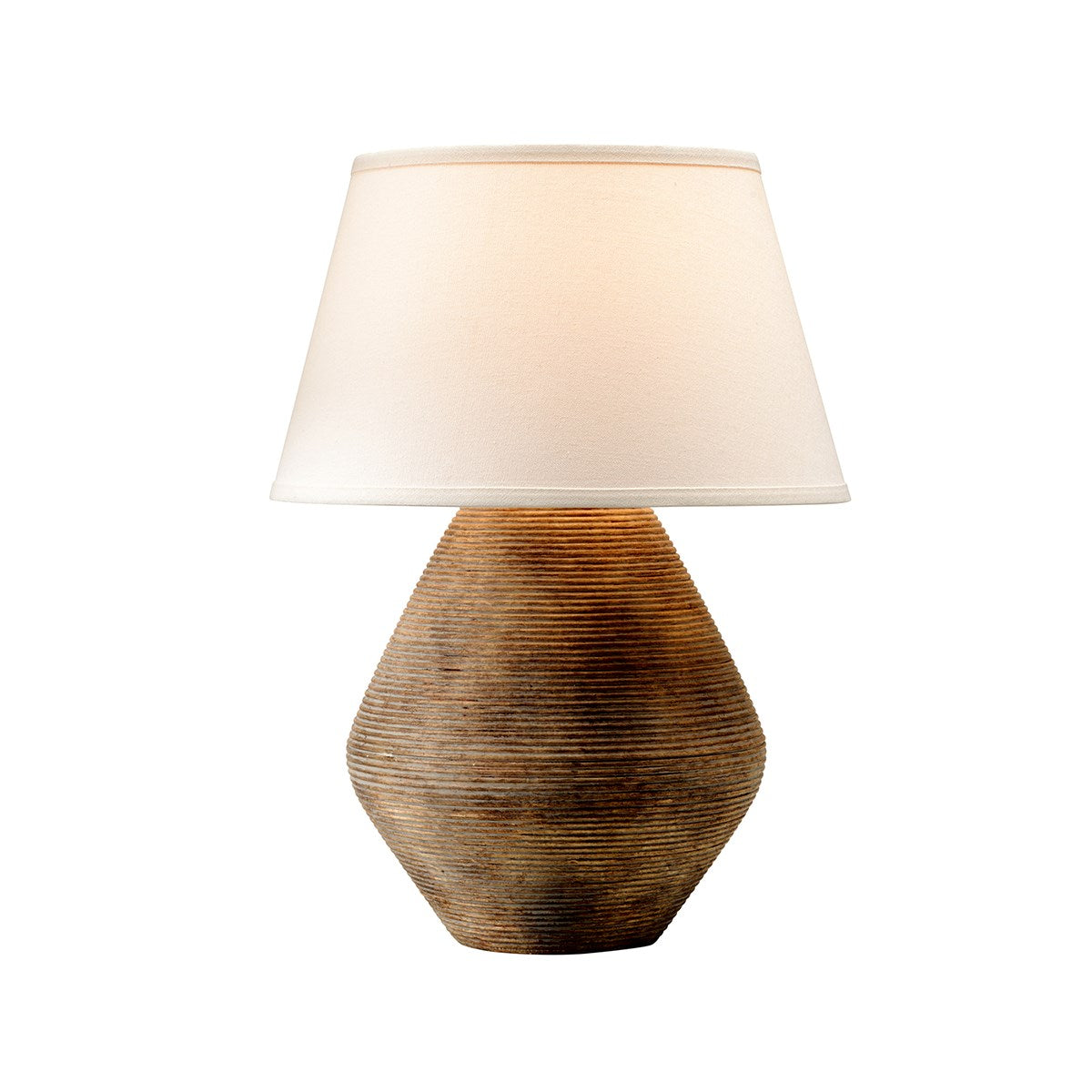 Calabria Textured Table Lamp - Rug & Weave