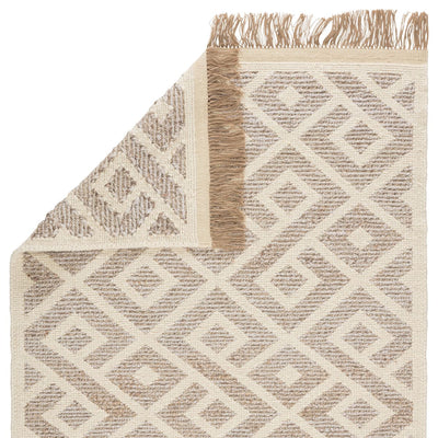 Diamond Jute & Wool Rug - Rug & Weave