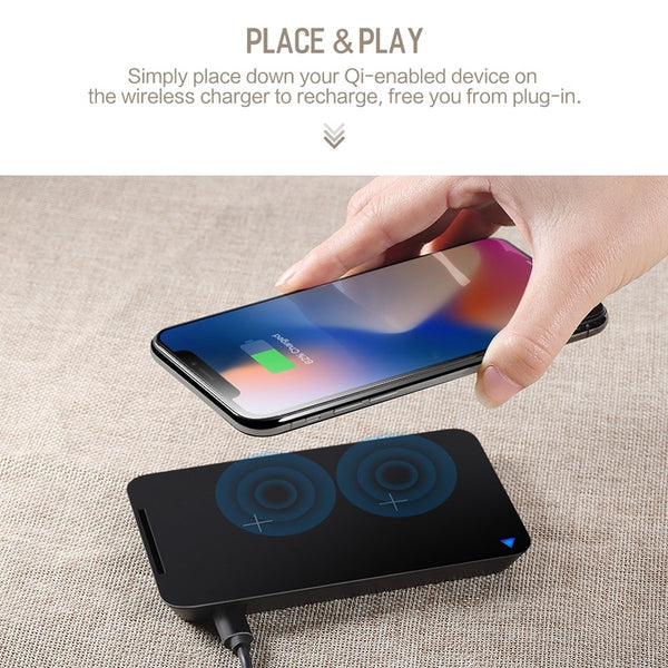 Limited Edition Wireless Charging Stand Pad | iPhone X & 8