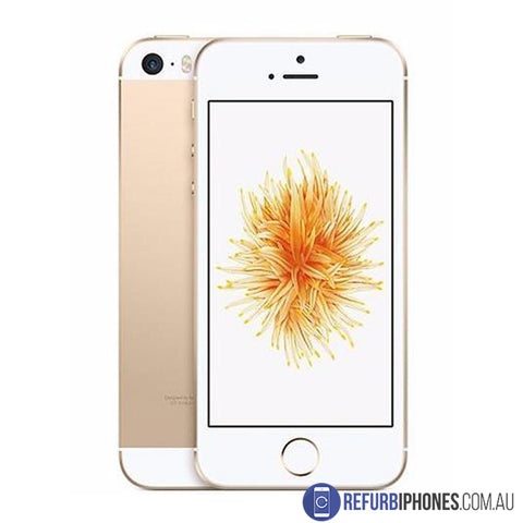 Refurbished Apple iPhone SE 64GB - Gold - Unlocked | 3 Month Warranty