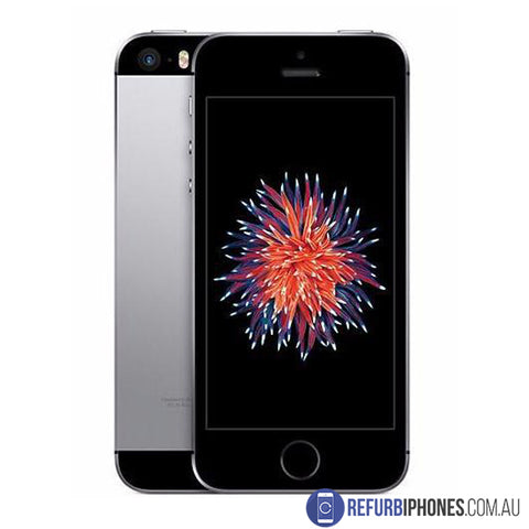 Refurbished iPhone SE 64GB Space Gray Unlocked | 3 Month Warranty