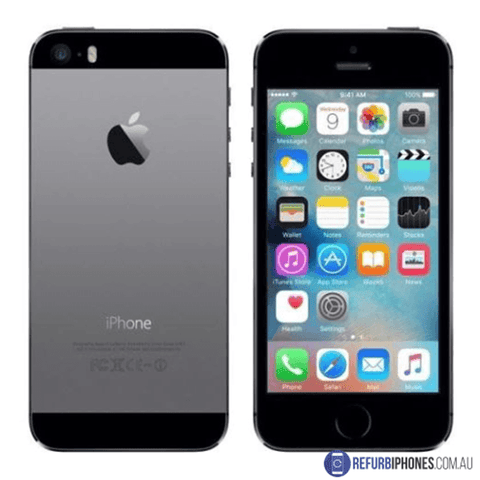 Refurbished Apple iPhone 5s 32GB - Space Gray