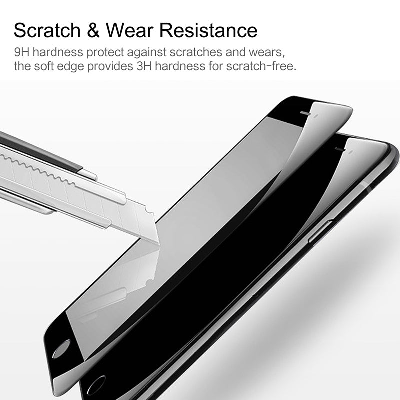 3D Tempered Glass Screen Protector | iPhone 8 8plus