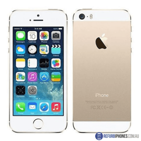 Refurbished iPhone 5s 64GB Gold Unlocked