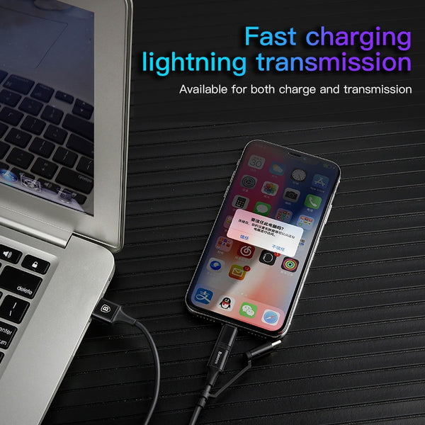 Multipurpose Quick Recharging Cable