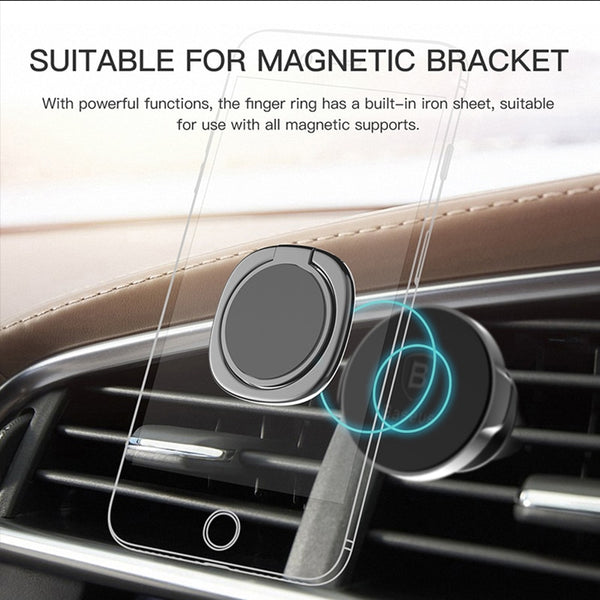 Magnetic Mobile Phone Ring