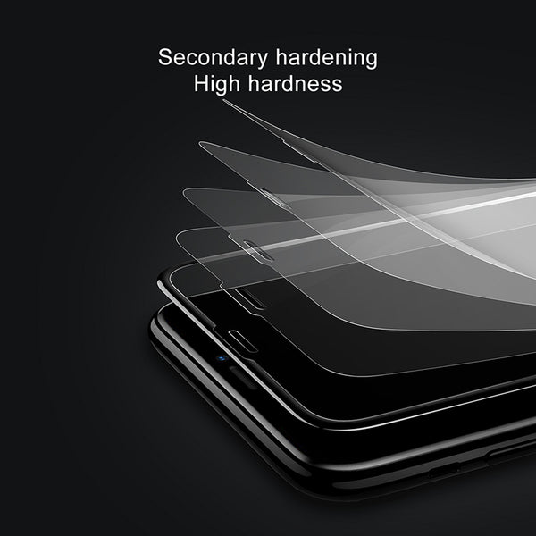 0.23 mm Ultra Thin 3D Tempered Glass | iPhone X