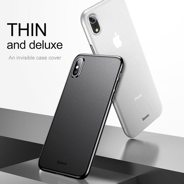 Super Thin Wing Case | iPhone Xs Xs Max XR 2018