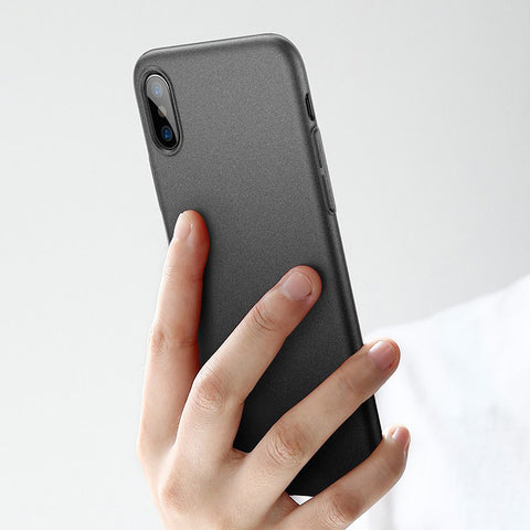 Ultra Thin Hard Plastic Case | iPhone X