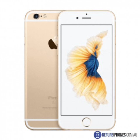 Refurbished Unlocked Apple iPhone 6s Plus 64GB Gold