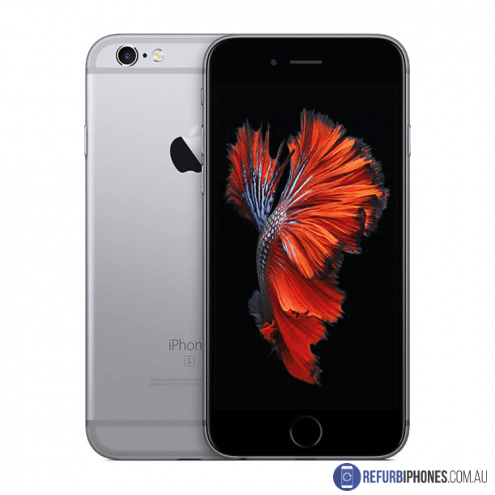Refurbished Unlocked Apple iPhone 6s 64GB Space Gray