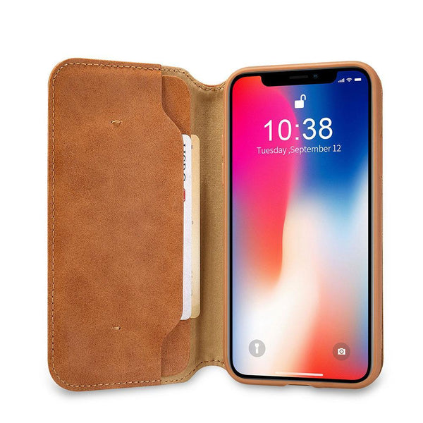 Vintage Smart Cover | iPhone X