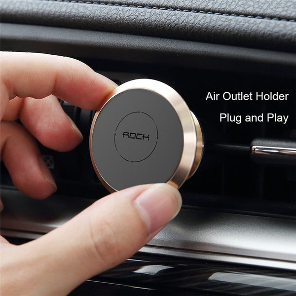 Magnetic Car Mount iPhone Holder