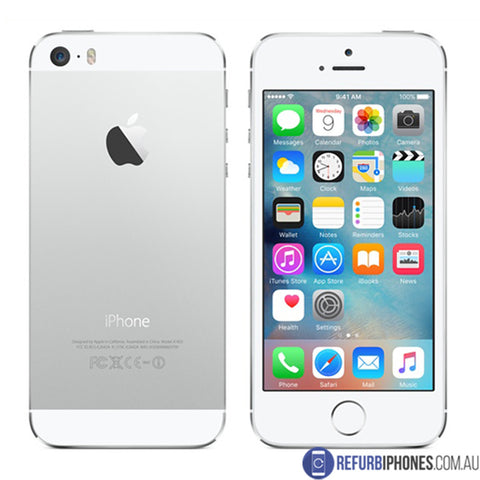 Refurbished Apple iPhone 5s 16GB White/Silver