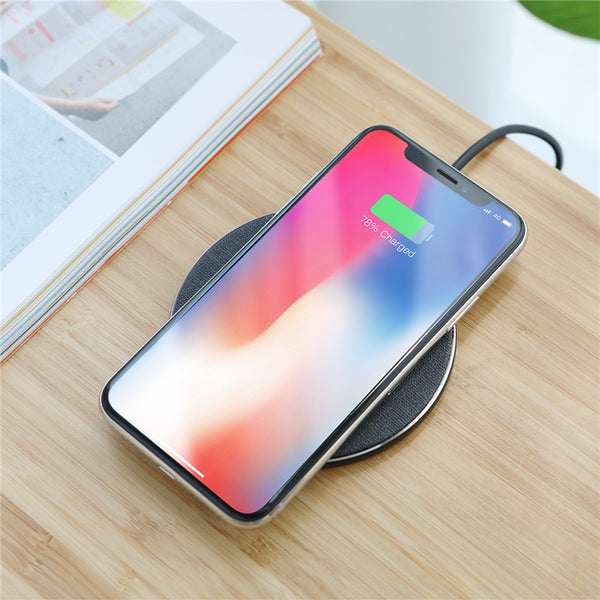 Wireless Charging Pad | iPhone X & 8