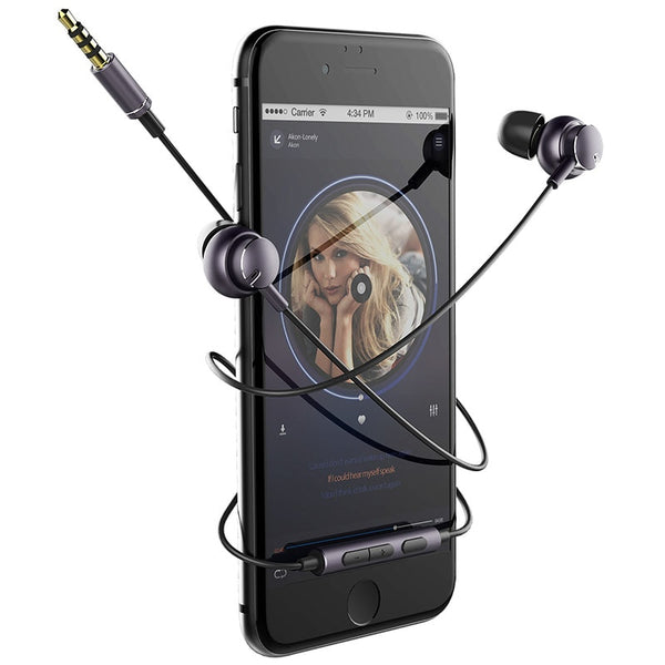 Mubow Stereo Earphone