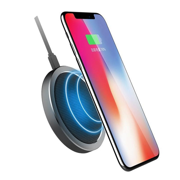 Qi Wireless Charging Pad | iPhone X & 8