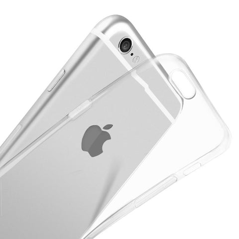 Ultrathin TPU Case For iPhone 6, 6s & 6 Plus