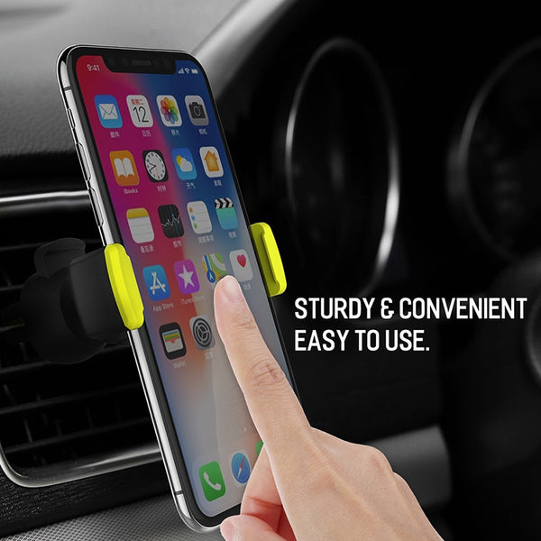 Adjustable Bracket Car Mount iPhone Holder