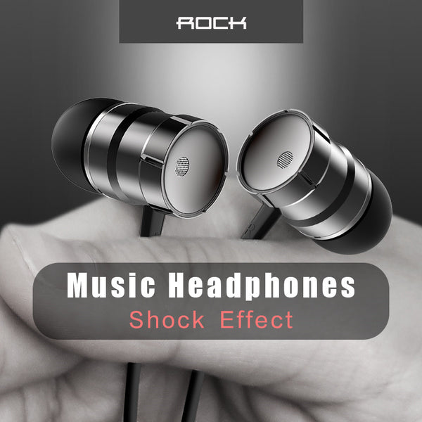 3.5mm In-ear Stereo Earphone Headset
