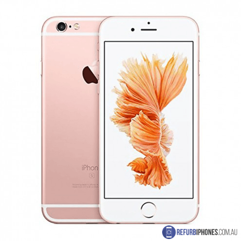 Refurbished Iphone  Rose Gold
