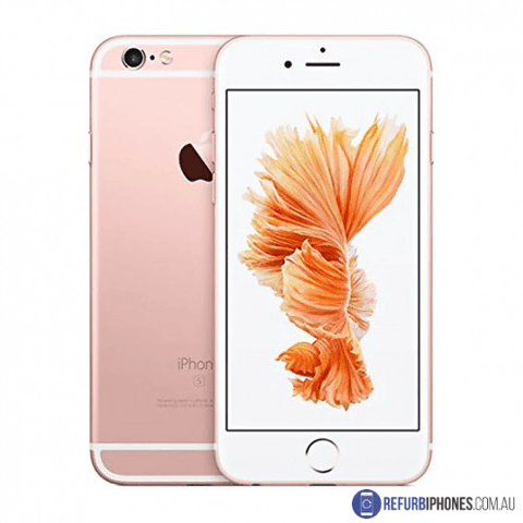 Refurbished Unlocked Apple iPhone 6s 16GB Rose Gold