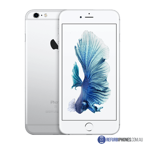 Refurbished Unlocked Apple iPhone 6s Plus 64GB Silver