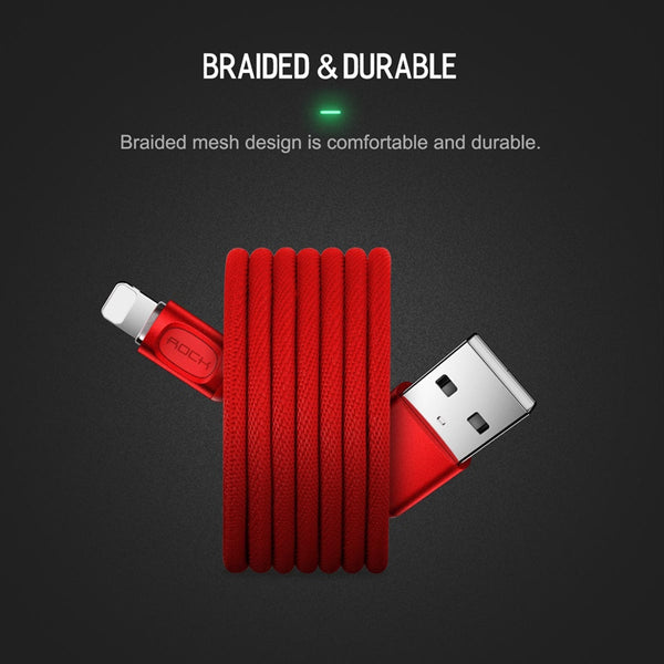 Auto-disconnect Quick Charge USB Cable